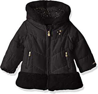 LONDON FOG Baby Girls Shine Warm Winter Jacket