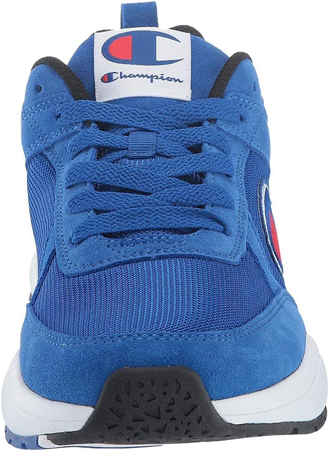 Champion Mens 93Eighteen Lace Up Sneaker