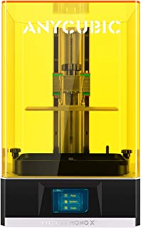 """Sponsored Ad - ANYCUBIC Photon Mono X 3D Printer, UV LCD Resin 3D Printer with 8.9"""" 4K Monochrome LCD and WiFi Function, L..."""