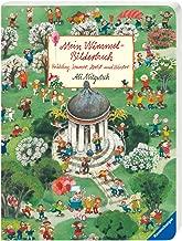 Mein Wimmelbuch: Fruhling, Sommer, Herbst und Winter (German Edition)