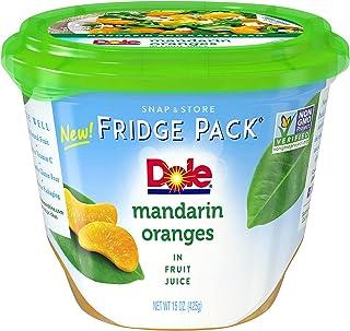 Dole Mandarin Oranges In Fruit Juice, 425 Gm