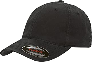 Flexfit/Yupoong Mens 6997 Low-Profile Unstructured Fitted Dad Cap Hat