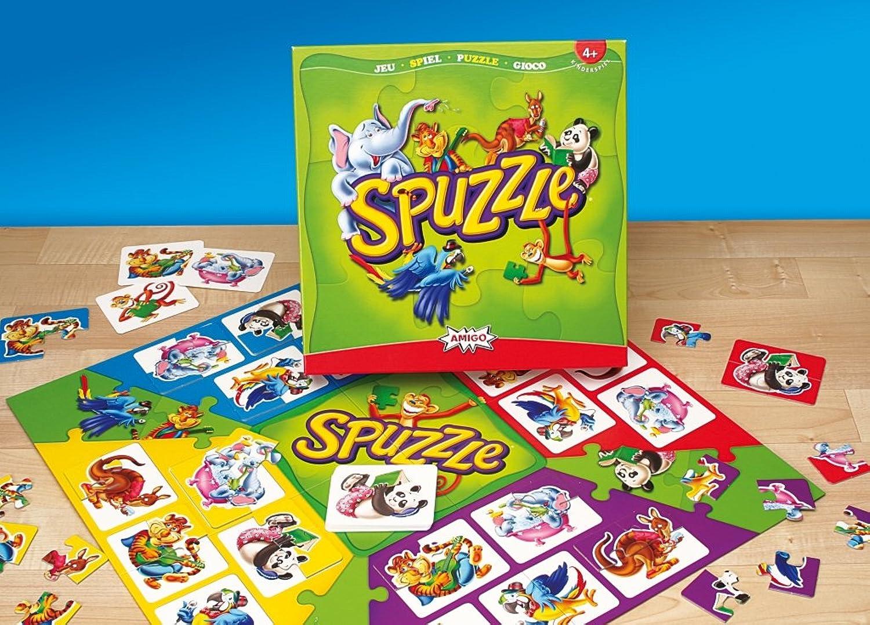 Spuzzle B005N50FVQ Produktqualität  | Spielzeugwelt, spielen Sie Ihre eigene Welt