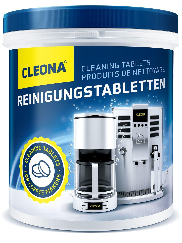 Pastillas de limpieza Cleona, para cafeteras automáticas 270x ...