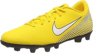 864e7131b Nike Men's Vapor 12 Club CR7 FG/MG Amarillo/White-Black Football Shoes