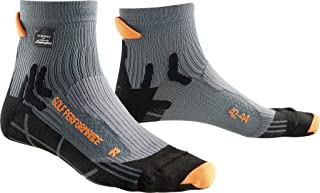for Lamborghini Golf Performance Calcetines Charcoal de Black