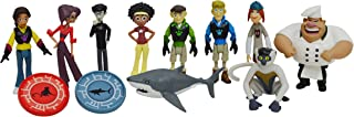 wild kratts toys 10-pack action figure gift set