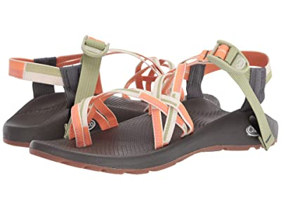 Chaco ZX/2 Classic (Blocboum Pear) Women