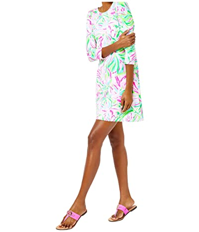 Lilly Pulitzer Ophelia Dress (Multi Croc My World) Women