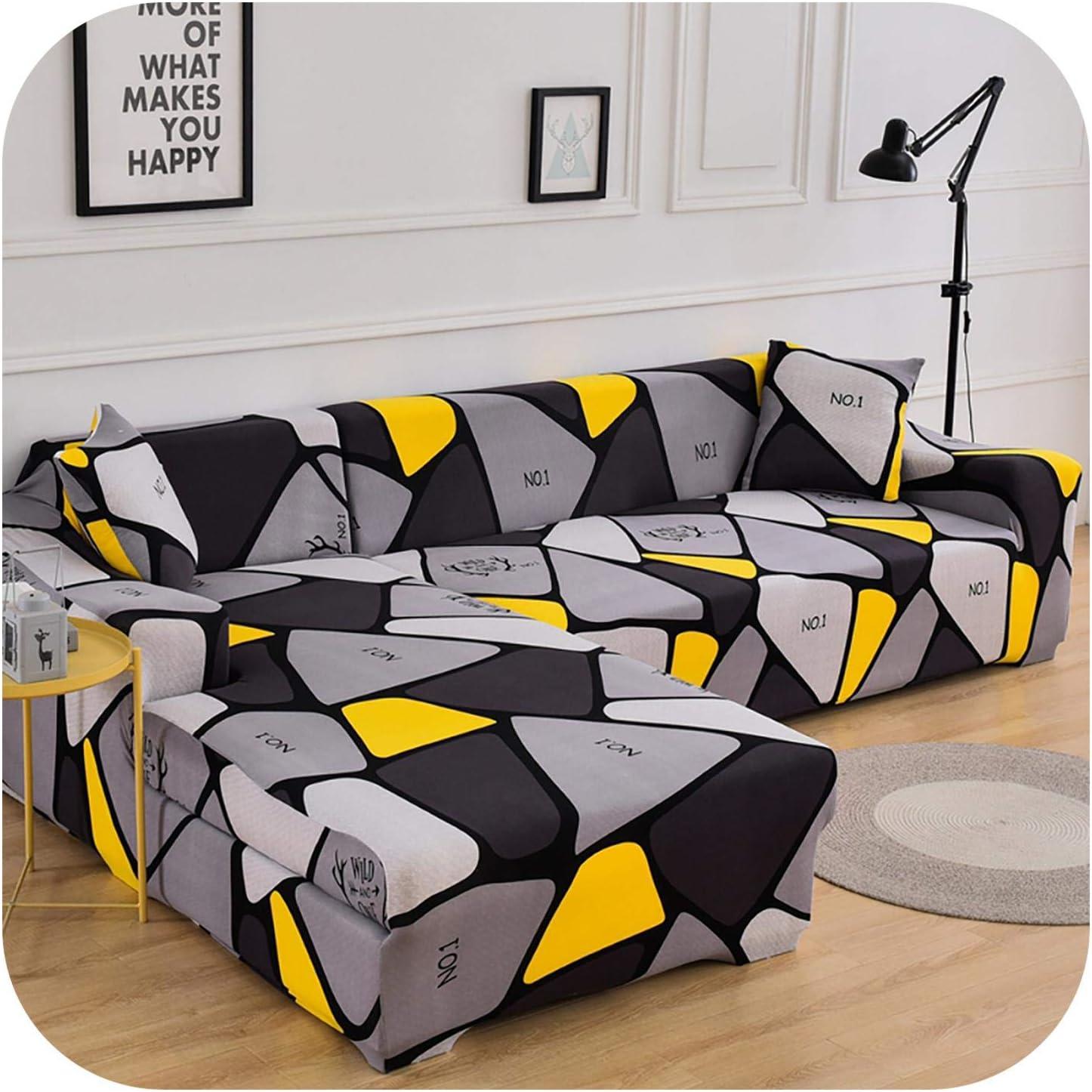 FAT SHEEP Pmxxy Elastic Sofa Cover for All-Inclusive Couch San Jose Mall Memphis Mall