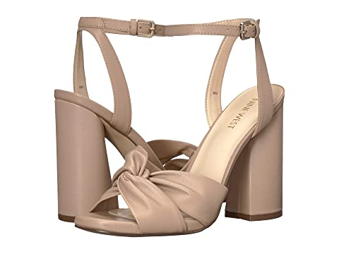 Lavilah Heel Sandal by Nine West