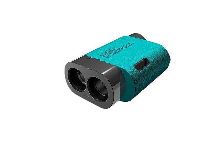 安西サイレンロマンチックPosma GF300 新レーザーレンジファインダー  –  斜面補正、ゴルフボール弾道モード、 フラグロック機能、距離/高度/速度/角度測定 Golf Rangefinder Scope Range finder