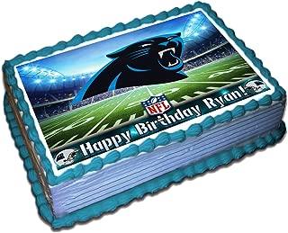 Best carolina panthers birthday cake Reviews