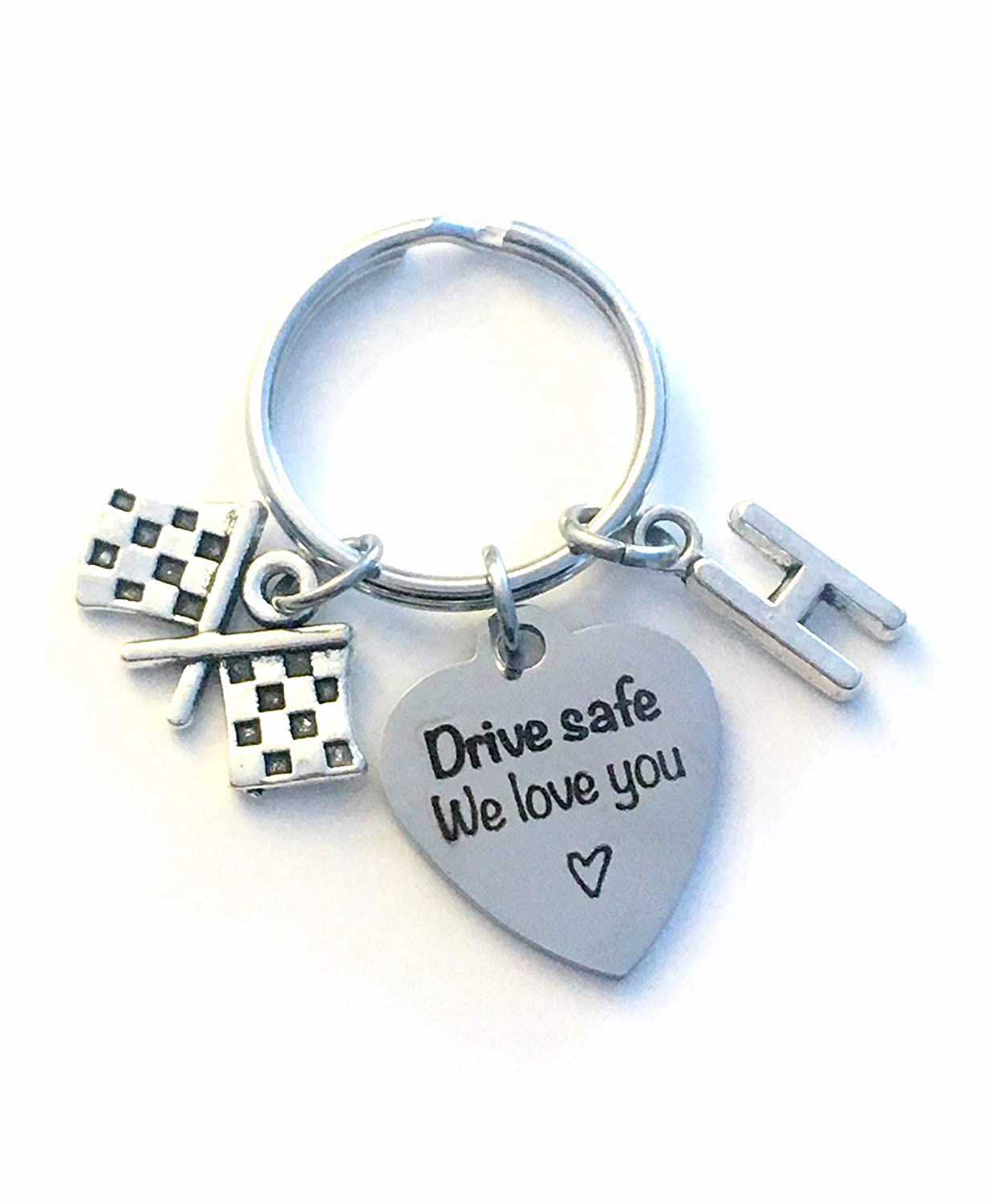 Birthday Limited Special Price Gift for Him Drive safe you love Ranking TOP15 Keychain Daughter we
