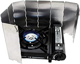 Gas ONE New 10,000 BTU CSA List Portable Butane Gas Stove with Carrying Case CSA Listed