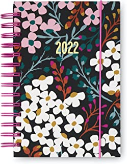 $22 » Kate Spade New York Medium 2022 Planner Weekly & Monthly, 12 Month Hardcover Agenda Dated Jan 2022 - Dec 2022, Personal Or...
