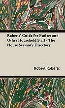 دليل روبرتس 'butlers المنزلية وغيرها من الموظفين–The House servant من directory