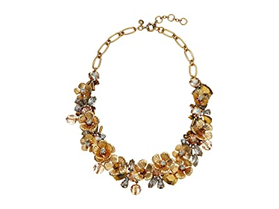 J.Crew Mambo Queen Necklace (Gold) Necklace