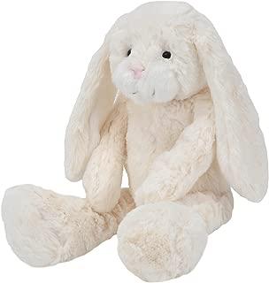 JOON Blanco Floppy Ear Sitting Bunny, Cream, 12 Inches