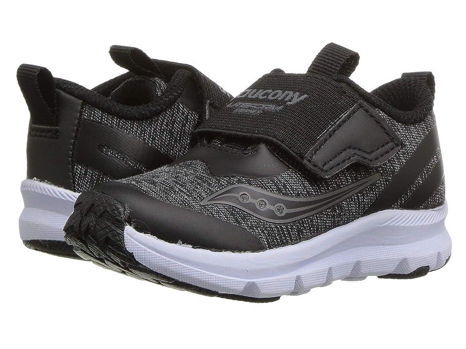 Saucony Kids Liteform (Toddler/Little Kid) (Black) Boys Shoes