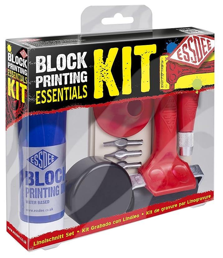 Block Printing Essentials Set