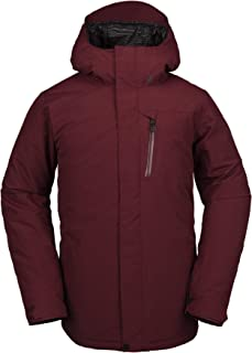 Volcom Men's L Insulated Gore-tex Breathable Snow Jacket