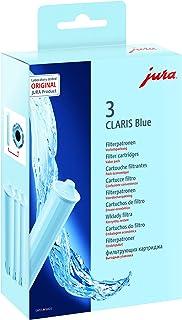 Jura 71312 Claris Blue Filterpatronen, Verpakking van 3 Stuks
