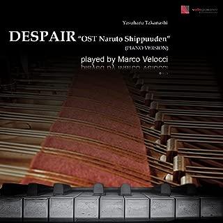 despair naruto piano