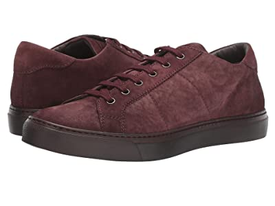 To Boot New York Cordero (Burgundy Suede) Men