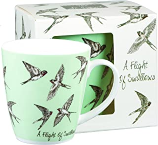 Churchill A Flight of Swallows Fine Bone China Coffee Mug