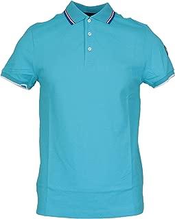 COLMAR ORIGINALS Luxury Fashion Mens 7659Z4SH471 Light Blue Polo Shirt | Spring Summer 20