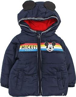 Disney Mickey Mouse Smiles Veste d'hiver pour bébé garçon
