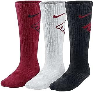 Nike Kids' Graphic Crew Socks 3 Pack