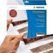 Herma 7769 - Paquete de 100 fundas para negativos