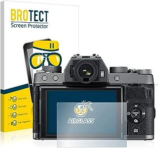 2x protector de pantalla mate para Fujifilm x-t10 lámina protectora protector de pantalla Lámina