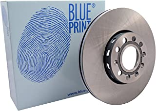 full of Holes 5 No 2 Brake Disc front Blue Print ADJ134329 Brake Disc Set