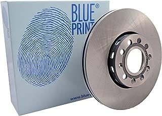 full of Holes 5 No 2 Brake Disc front Blue Print ADJ134329 Brake Disc Set