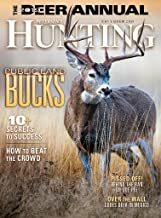 hunting magazine subscriptions