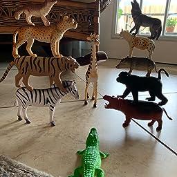 HCM Kinzel Terra Toys 29124-WWF-taux de sauvage