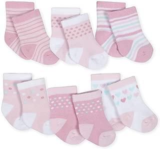 GERBER Baby 6-Pair Wiggle Proof Sock