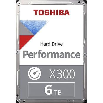 """Toshiba X300 6TB 7200RPM 128MB 3.5"""" SATA"""