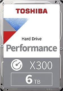 """Toshiba Hdwe160Ezsta, 3.5"""" Dahili Hdd, 3.5"""" 6Tb X300 7200Rpm Sat3 128Mb"""