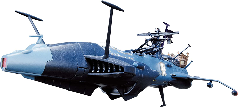 la mejor selección de Aoshima - Figurine Albator - ALBATOR Arcadia Die Cast Cast Cast version TV azul   - 4905083083185  venderse como panqueques