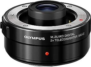 OLYMPUS マイクロフォーサーズ用 2.0X テレコンバーター MC-20 ブラック
