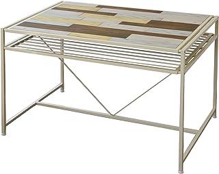 BBファニシング ダイニングテーブル CHROME 幅120×奥行77.1×高さ75cm CHDT-120 CHDT-120