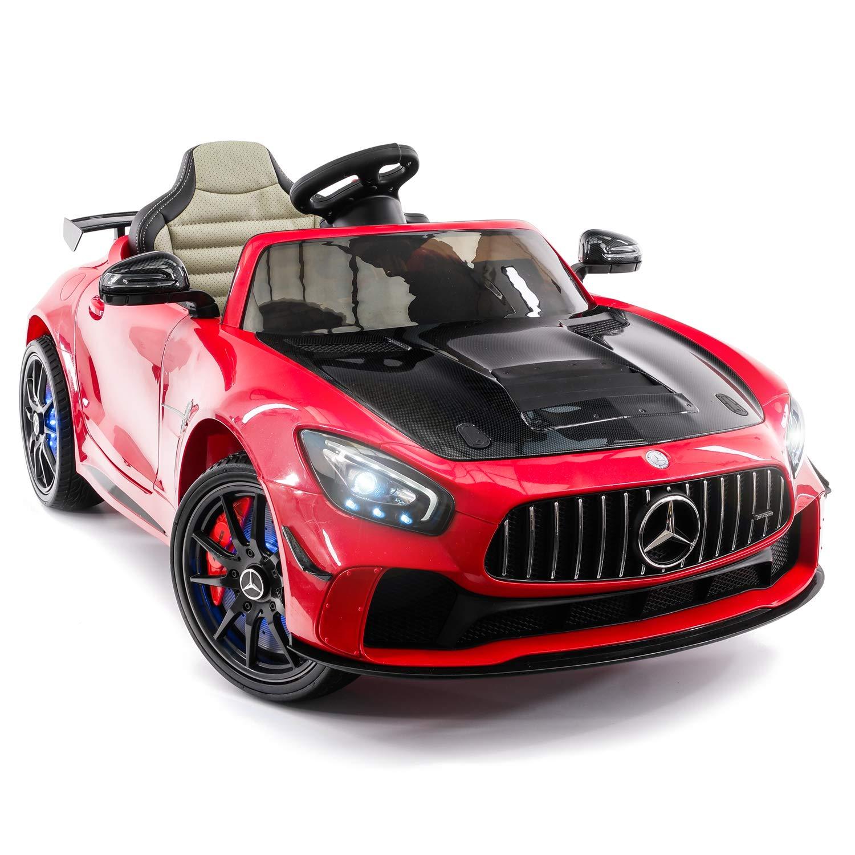 Kids Mercedes Parental Dashboard Seatbelt