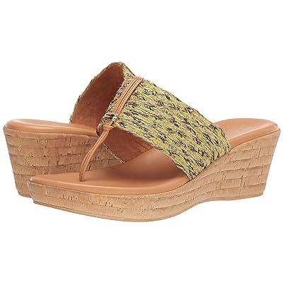 Italian Shoemakers Angeles (Yellow Multi) Women