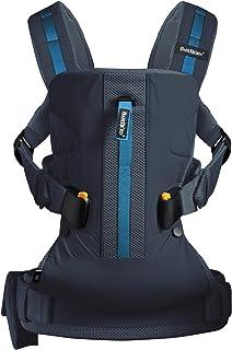 BABYBJORN 婴儿背带 ONE 户外 深蓝