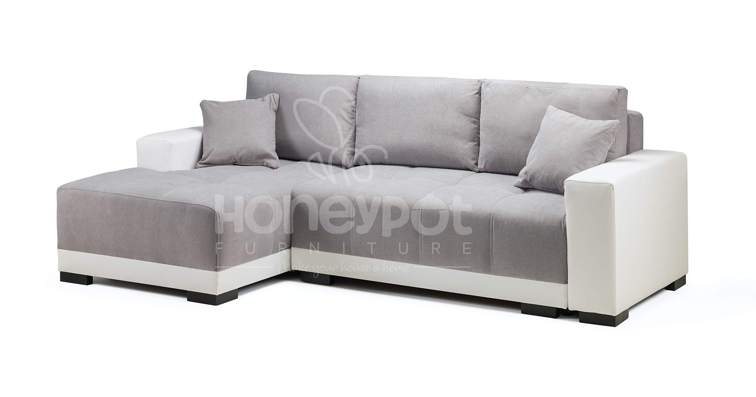 Honeypot Sofa Cimiano Corner Sofa Be Buy Online In Trinidad And Tobago At Desertcart