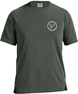 Image One NCAA Rounds Short Sleeve Comfort Color Tee